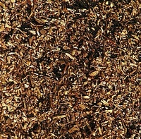 wood chip mulch for garden beds